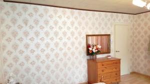 Home behangpapier met bloemen