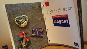 Magneetbehang