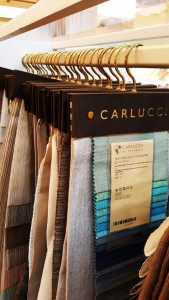 Gordijnstalen Carlucci