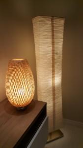 Sfeerlamp & tafellamp
