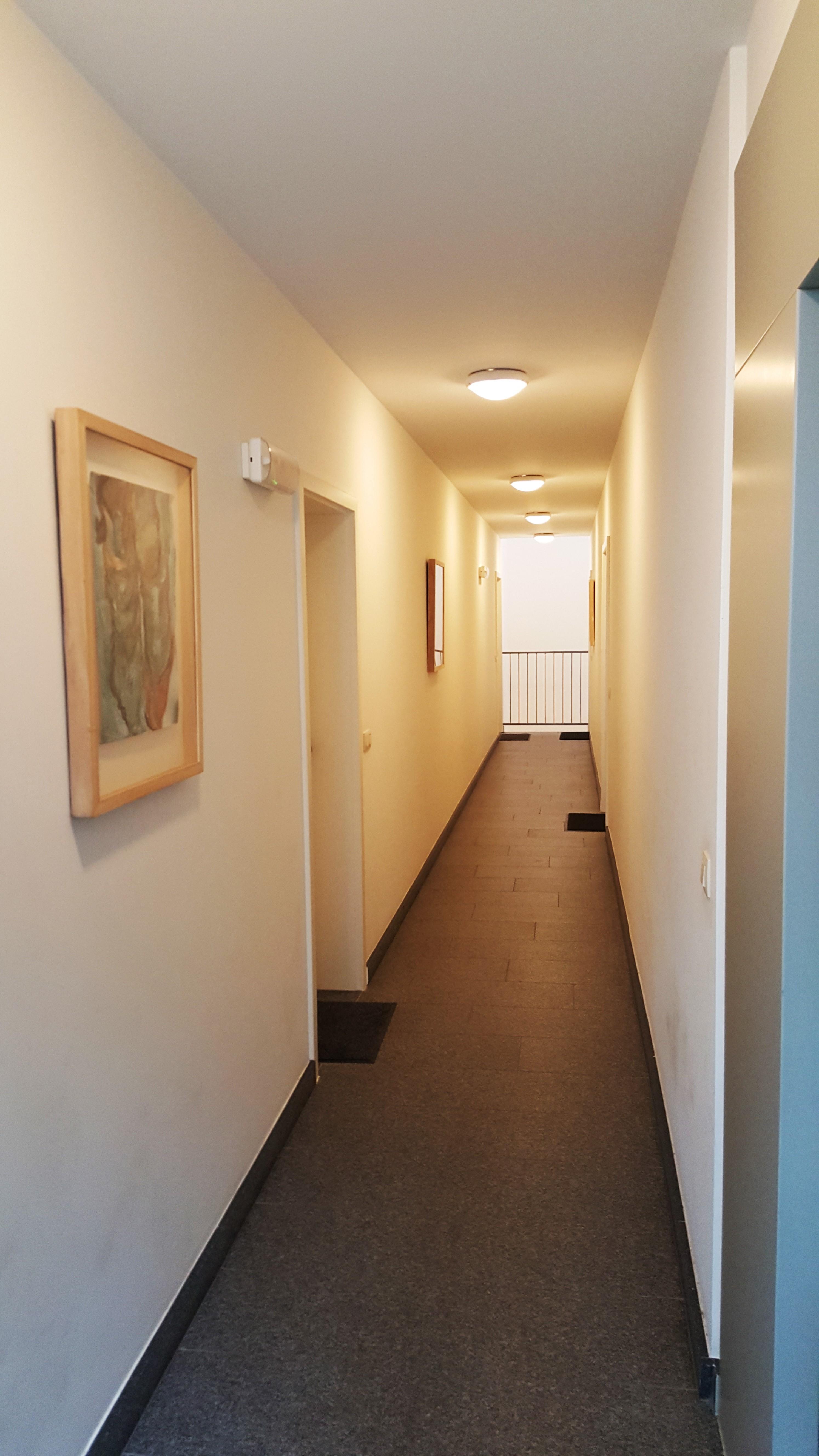 Schilderwerken - Idee deco gang ingang ...