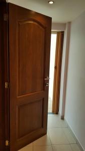 Massieve binnendeur